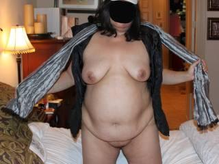 Two nips up!