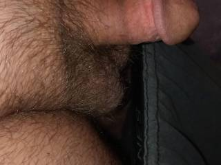 Told hubby to send me a pic of his dick