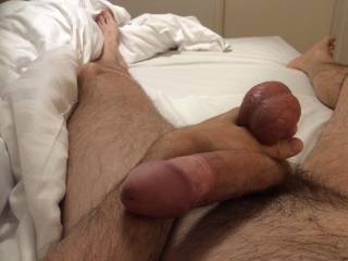 My balls are full of hot cum. You want a load?
