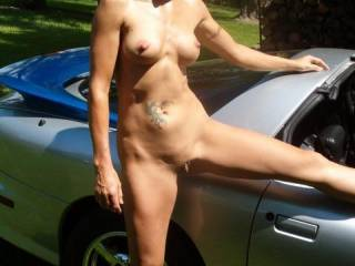 Oh my those are some sweet tits and yummy nipples...Love that sweet  pussy to