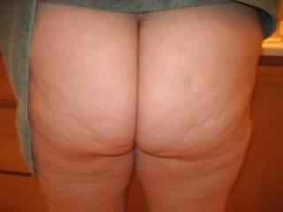 Hope you like my big white ass