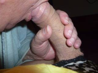 Mmmmm, I love doing bedtime cock sucking.  In fact I'll use your cock as a pacifier and nurse on it all night long....You just might open your eyes in the morning from feeling me sucking on your cock and realize that you are about to cum in my mouth any second.  MILF K.