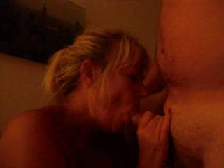 Would love to join in and fuck your wife from behind while she's sucking you!
