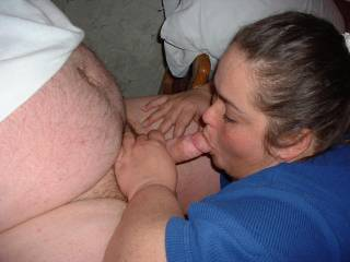 looks like my wife's friend and her husband...My wife has sucked his dick thousands of times along with her bestfriend! He can shoot cum like shooting it from a cannon