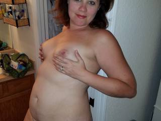 amateur, wife, tits, milf, chubby, pussy, repost me