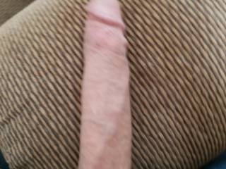 My 11 inch cock love to show it off