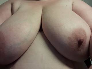 But more my melons like to be without bra:)