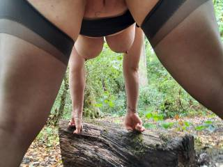 Is this a view of Sally you would like to find in a public park?