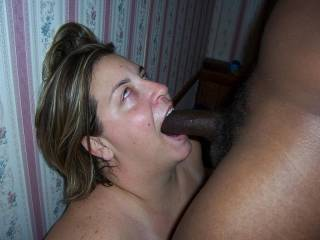 he just face fucks her. long and deep.