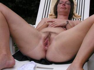 WOW!! id love to spend all day licking your gorgeous pussy n asse hole out while playing with your nipples too!!! mmmm i bet you taste so good!! i want you!!! xxXXXXXXXXX