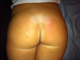 I would fuck that butt . . . yummy