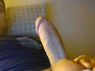 Love stroking this big cock
