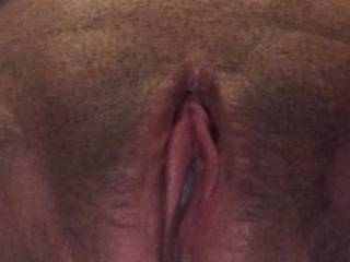 this is my girlfriends always wet pussy, like to lick?