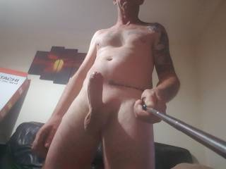 would u like me to use my selfie stick to take photos as ur sucking my cock?