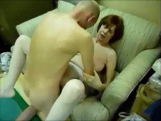 Fucking his wife for him to watch and video