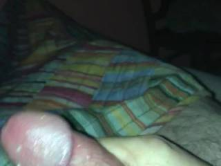 Thinking about the aroma of her pussy after being cuckolded
