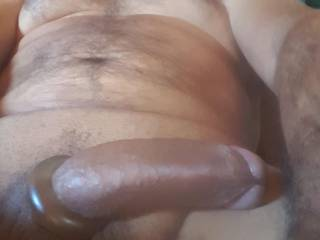 hubbies thick cock love it up my ass