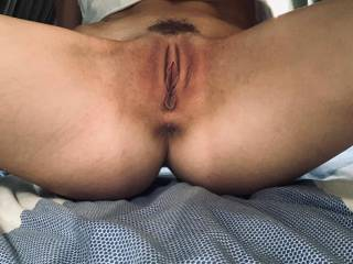 And this is what he got to get his as back home 💦 I really need his 🍌 now hehe ummmm
