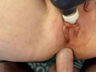 DB Anal 4 with countdown. Another visit from my good friend Rob and another ass fucking orgasm count down in the chatroom. One of my other friends with benefits was in attendance on his cam.