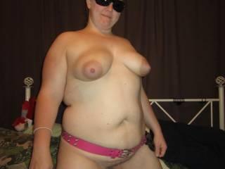 Mmmmmm...  You have amazingly beautiful titties and soooo suckable nipples...  Mmmmm i would blow my load all over you...
