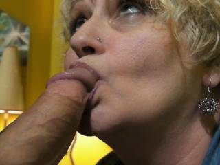 More than amazing talent, experienced at the art of giving a erotic blow job using those sensuous lips to perfection blowing his mind and cock beyond imagination!