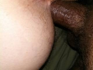 Stroking the wife\'s sweet pussy on my birthday? Any couples love to join us? Love from Canada weunder