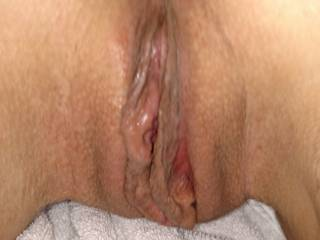 she told me to take some photos of her pussy
