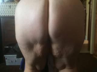 My sexy wifes bbw ass