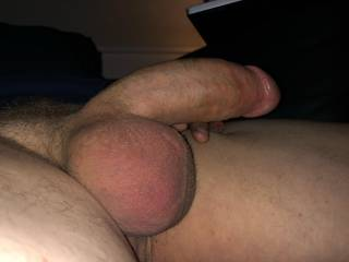 Love to show off my clean balls