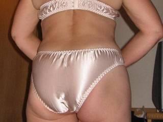 Silk everyday undies.