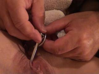 amazing vid, so arousing to watch with my partner. Given us some ideas, many thanks indeed and look forward to more vids. Your lady has a beautiful pussy, so wet and aroused, her hard clit is a delight tosee rubbed by her bullet vibrator