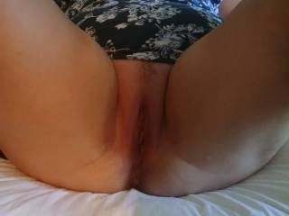 Love to lick on your hot pussy before fucking it mmm