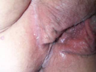 wet pussy here