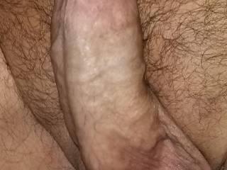 My cock before my piercings