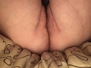 Mmm love my panties in my pussy and ass.