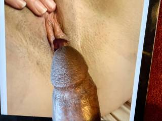 MMMM Sweet Moist and Spread open for this bbc. i would love to be someones first bbc. Any takers?