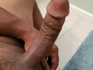 Horny BBC craving pussy right now...