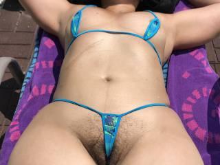 Nice bikini, what do you think?