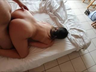 Many requests received to see the slut getting fucked.. Here I am...
