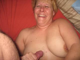 nice tits and cock good cumshot  55budbud