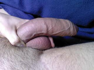 Soft and slowly will I suck your cock!!!!!