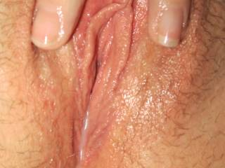 Fuck I want to taste it. I don't live far from you please invite and I will do that for you quite often and I hope you never stop squirting. My god I want to suck your pussy.