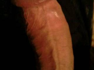 Good sized cock, looks nice and smooth too.