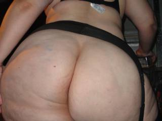 would you rub your face all in it??