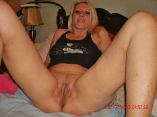 thank you guys so much for your post your wife is very sexy and I would love to lick your like candy and I would love to see more of your post come by and let me know we have some more of your gorgeous pictures that
