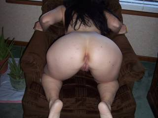 so hot! love to have my tongue and squirting cock in your awesome ass, then my wife suck it for u