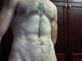 I'd like to run my fingers and nails up and down that sexy body of yours.