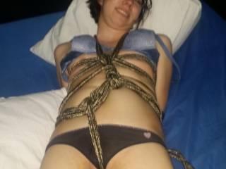 she likes rope