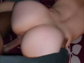 This time his wife wanted my cum deep inside her pussy and I enjoyed giving it to her :)  Such a horny Milf she is.