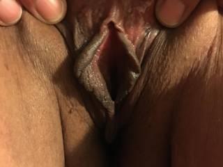 I love sucking on Andrea's sweet pussy lips 👅